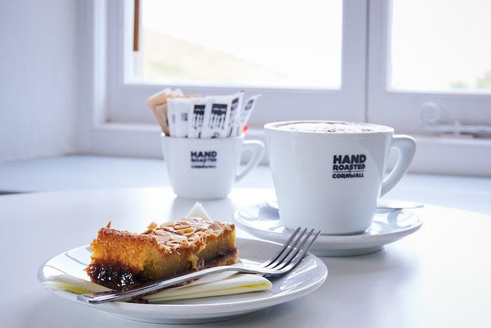 Sandymouth  Coffee Cake